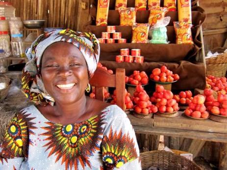 LendWithCare – Food Stall, Benin